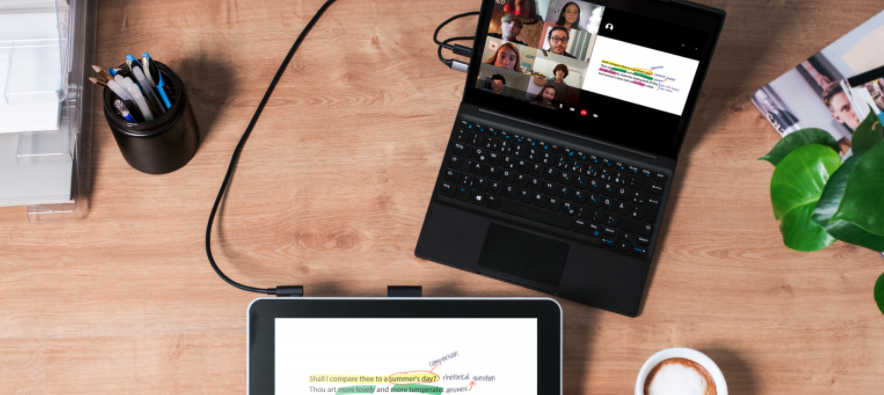 Teaching Online has never been easier with Wacom and its new software partners!